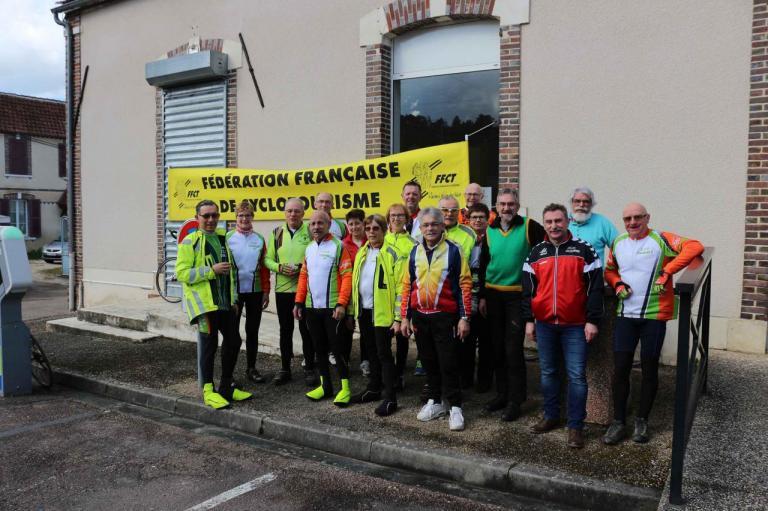 Brevet Tholon 2018 - Asptt Auxerre_1