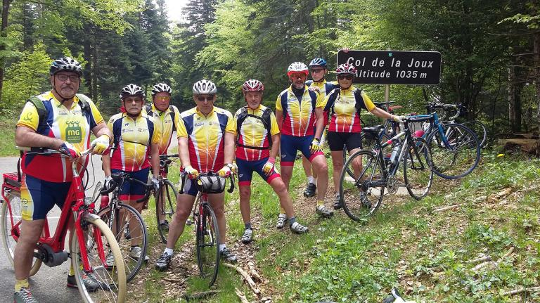 Week-End Club Cyclo 2